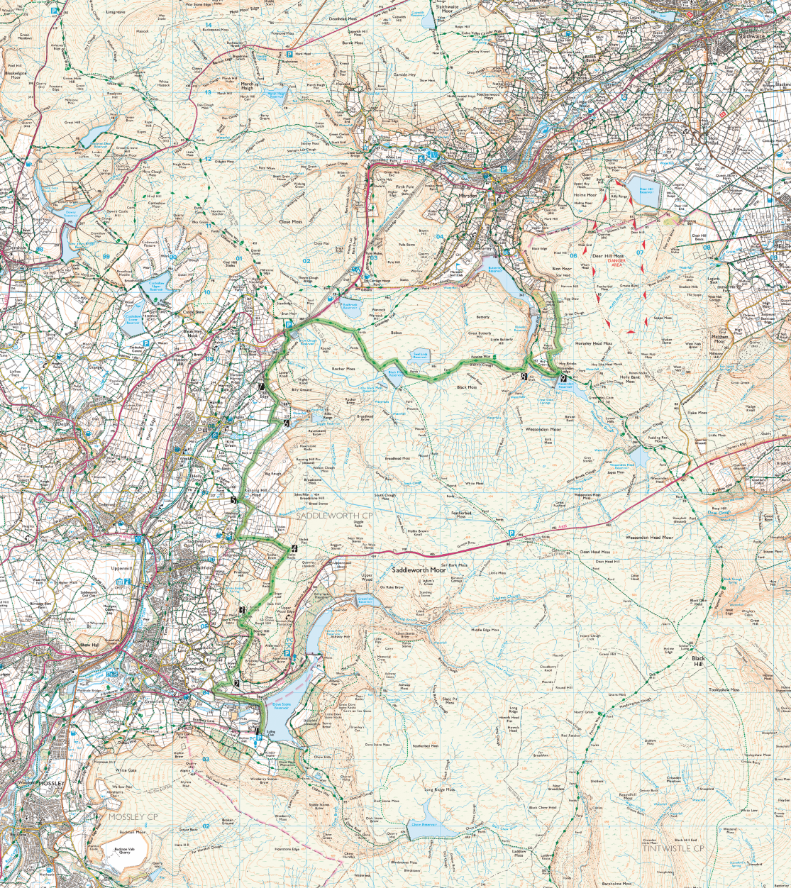 Boundary Walk – Friends of the Peak District on